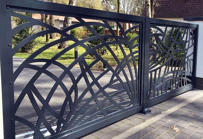 Mmkmetall.de - Angebot für Gartentore aus Metall